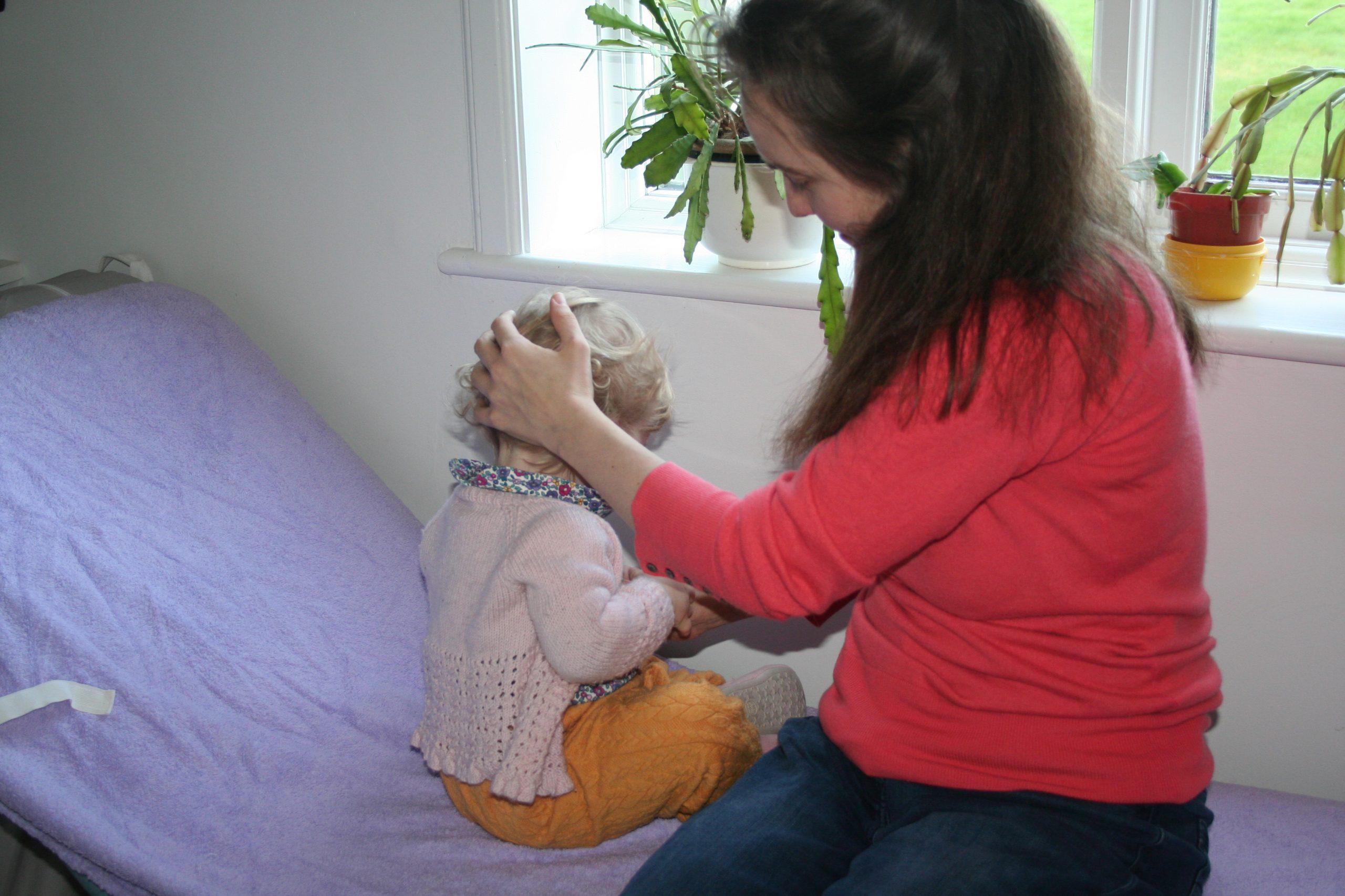 cranial osteopathy babies in trowbridge